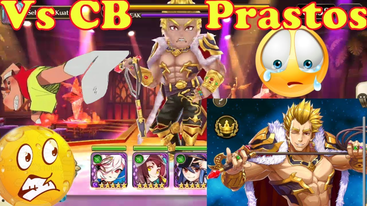 Valkyrie Connect Try vs Prastos Connect Boss 4 Stars & 5 Stars watch out  Charm