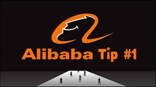 Alibaba Online Shopping | Tip 1