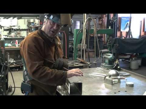 TIG Welding vs. Arc Welding - Which Welder When? - Kevin Caron