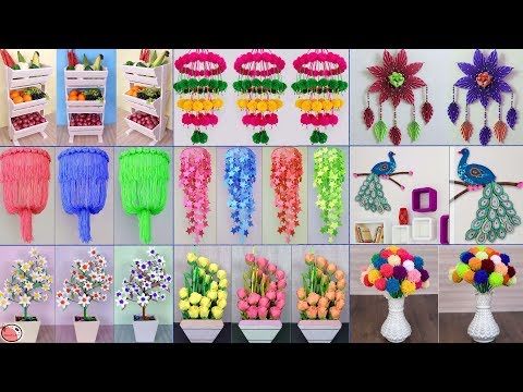 Easy… 10 DIY Room Decor 2019 || DIY Projects !!!