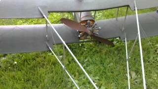 Airco DH-2 el-engine