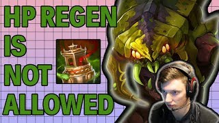 Why every PRO offlaner is playing Venomancer ? ft Resolut1on and Sneyking