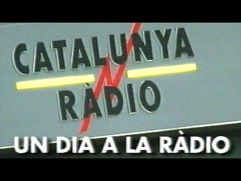 CCRTV - TV3 - Un dia a la ràdio - Mitjans del 1998