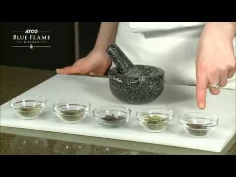 How To Use A Mortar And Pestle