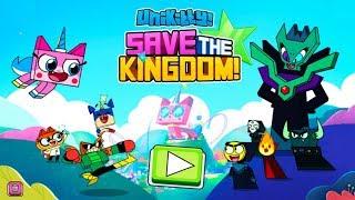 Unikitty Game: Save The Kingdom - Cartoon Network Games Walkthrough