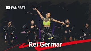 Rei Germar @ YouTube FanFest Manila 2019