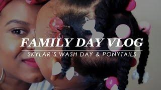 FAMILY VLOG part three | SKYLAR
