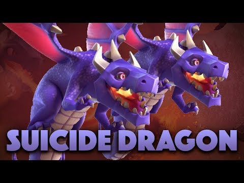 TH9 Dragon Strategy | 3 Starring Almost Town Hall 9 In War | Clash Of Clans