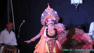 Yakshagana : Chandrahasa Gowda Hosapatla Nootakara kanmana seledu By Rakshabandana