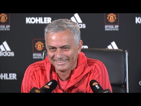 Jose Mourinho insists Man United will finish in the Top Four | Full Press Conference