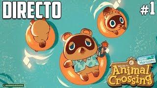 Vídeo Animal Crossing: New Horizons