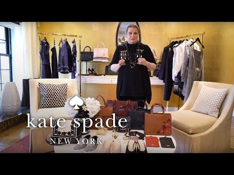 New Tech & Fashion Jewelry | August New Arrivals | Talking Shop With Tiffany | Kate Spade New York