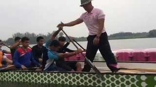 เทคนิคการพายเรือ Dargon boat