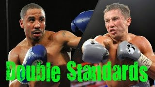 Gennady Golovkin & Andre Ward Ridiculous Double Standards !!+ Sergey Kovalev & James Degale