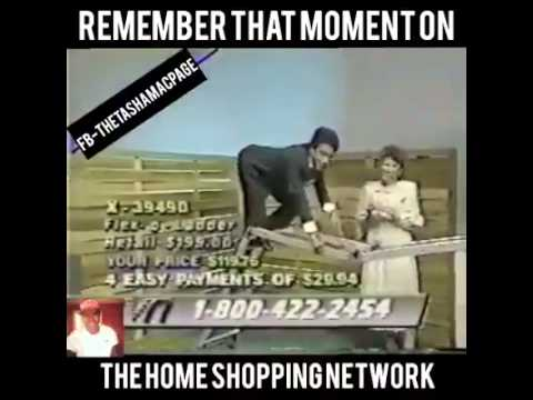 Home Shopping Network Goes Wrong