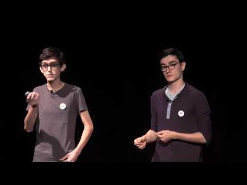 Novas formas de aprender e ensinar   João Pedro Magnani & Pedro Luz   TEDxDanteAlighieriSchool