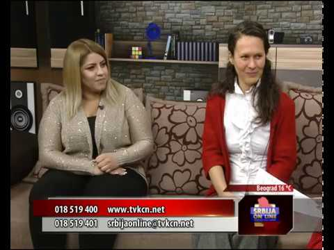 srbija online melisa osmanovic i irena paunovic tv kcn youtube. Black Bedroom Furniture Sets. Home Design Ideas