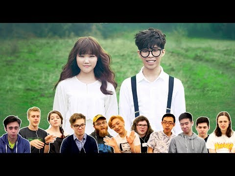 Classical Musicians React: AKMU 'Melted' vs 'Last Goodbye'