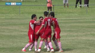 2016 OFC U20 Preliminary | Tonga vs Cook Islands