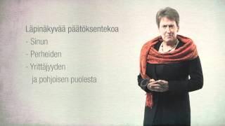 Inkeri Kerolan vaalivideo