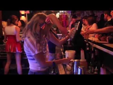Side Bar Sydney 4th July