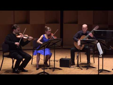 Luigi Boccherini: Fandango from Quintet in D Major N4 G448.