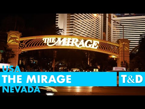 Las Vegas Hotels Casinò: The Mirage