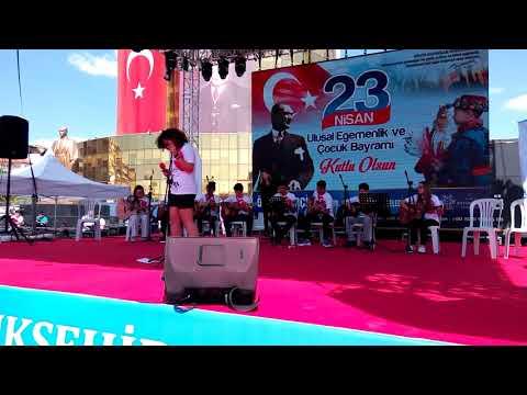 Eteği belinde - Manuş Baba - Aydın Büyük Şehir Belediyesi 23 Nisan konseri 21/04/2018