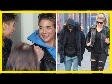 Gemma Atkinson's rumoured boyfriend Gorka shows off as they hit gym together - WATCH from YouTube · Duration:  2 minutes 40 seconds