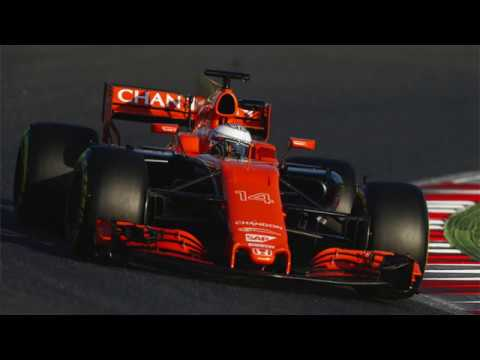 Scarbs on the F1 McLaren MCL32-Honda