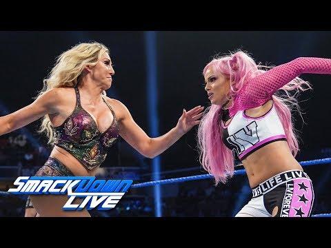 Liv Morgan vs. Charlotte Flair: SmackDown LIVE, July 16, 2019