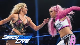 Liv Morgan vs. Charlotte Flair: SmackDown LIVE, July 16, 2019