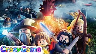 #LEGO The Hobbit Full Episodes - LEGO Games for Children & Kids