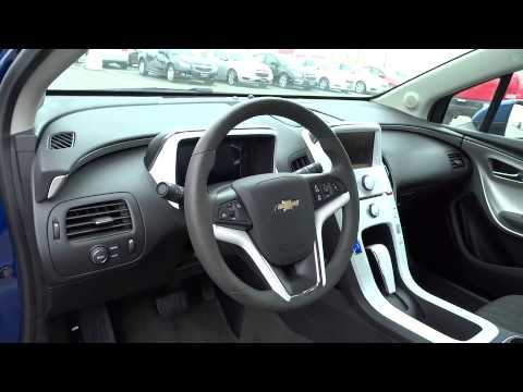 2012 Chevrolet Volt Columbus Oh London Springfield