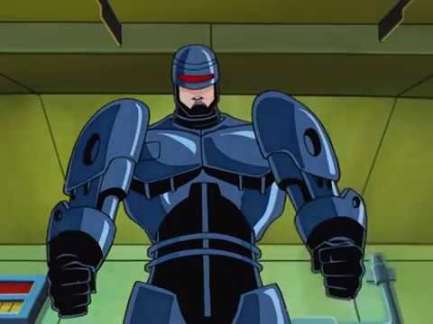robocop alpha commando villains