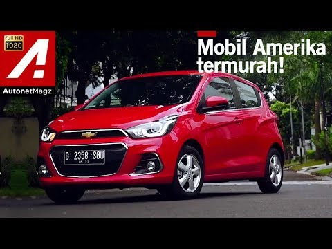 Chevrolet Spark 2017 Review by AutonetMagz