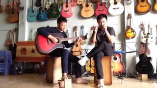Hòa tấu Guitar & Sáo trúc ALOHA - MÙA ĐÔNG YÊU THƯƠNG - GMC (AUDITION)