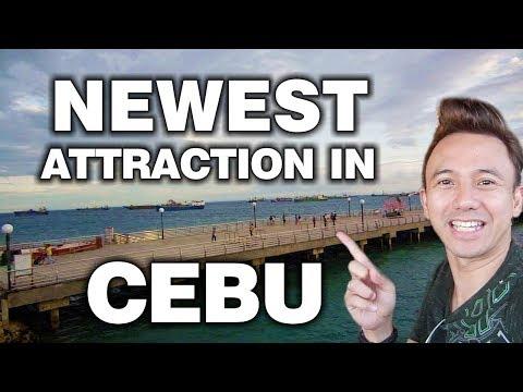 The First Marine Boardwalk In Naga City Cebu Philippines | Naga Baywalk You Must See This !