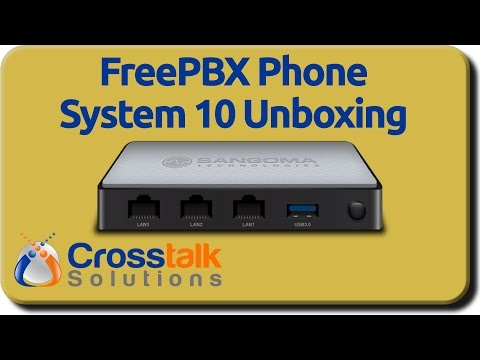 Phone System 10 Unboxing