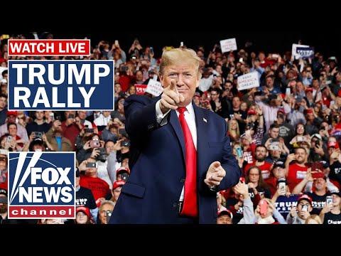 Live: Trump holds