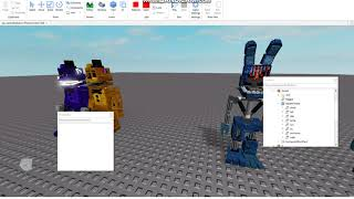 Roblox Studio How To Make Rig Morph Ep 3