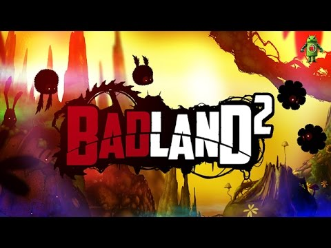 BADLAND 2 (iOS/Android) Gameplay HD