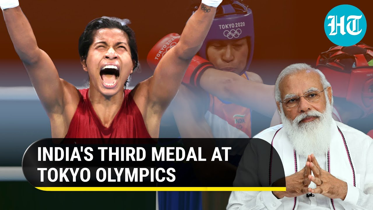 Olympics: Lovlina Borgohain settles for bronze after going down in semis, PM says 'well fought'