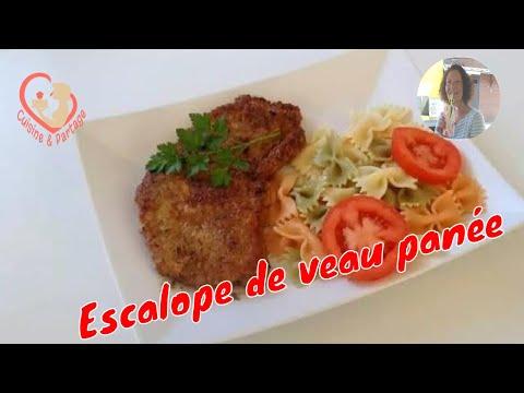 escalope-de-veau-panée