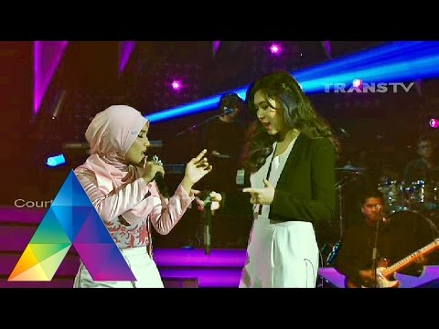 MUSIK SPESIAL ISYANA - Isyana Sarasvati Feat Fatin Love Me Like You Do (26/02/2016)