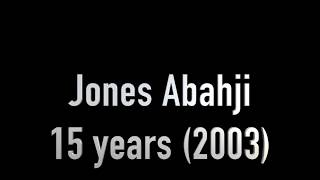 Jones Abahji Mixtape 6´3 Shooting Guard ( 15 years )