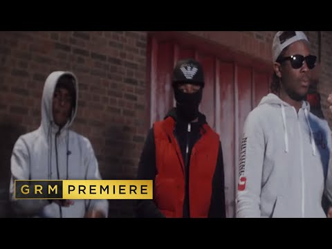 Harlem Spartans (Bis x Zico) - Money & Violence [Music Video] | GRM Daily
