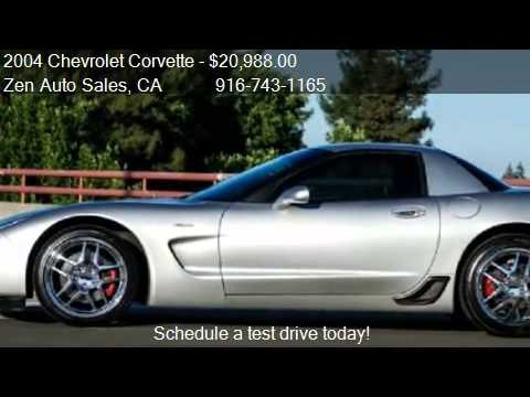 C5 Z06 For Sale >> 2004 Chevrolet Corvette Z06 C5 LS6 405HP - for sale in Sacra - YouTube