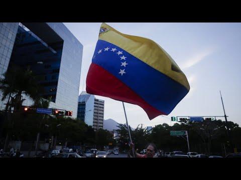 6 Venezuelan lawmakers accused of treason