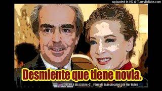 Ex de Edith, desmiente que tiene novia. Fórmula Espectacular con Flor Rubio. 4/12-2